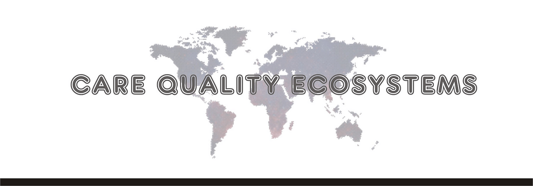 Care Quality Ecosystems